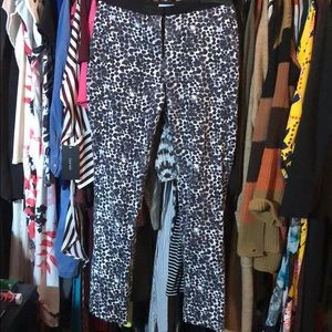 H&M fitted pants